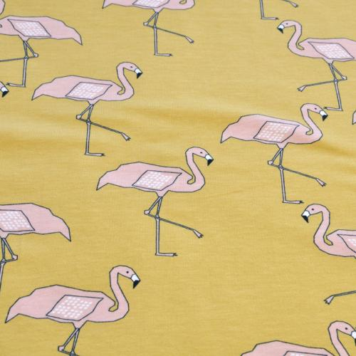 Bio-Jersey Flamingo Gold