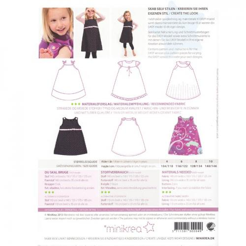 Kleid schnittmuster 104