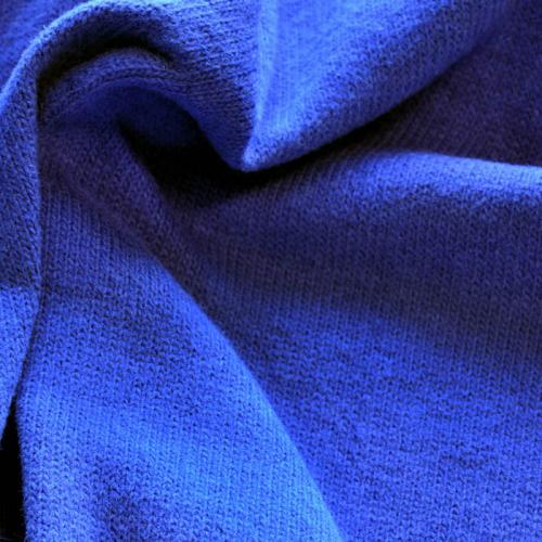 b10d571ea8 Bio-Sommer-Sweat royalblau - stoffbotin - Bio-Stoffe für kreative ...