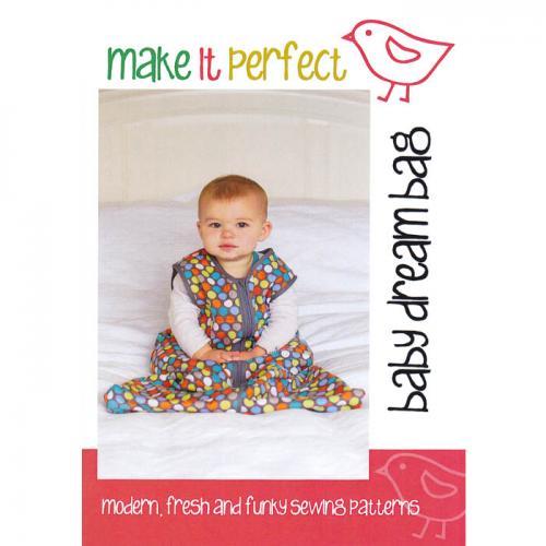 Schnittmuster Baby-Schlafsack - stoffbotin - Bio-Stoffe für kreative ...