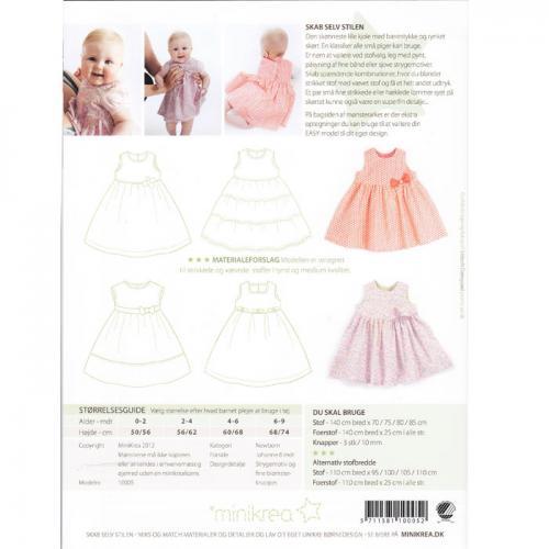 Schnittmuster baby kleid 74 – Beliebte Jugendkleidung 2018