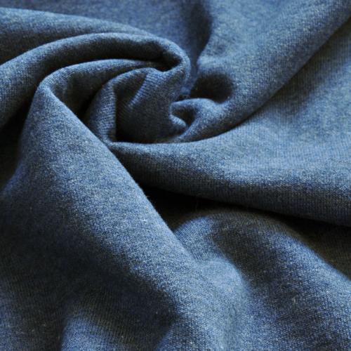 c345ccafd8 Bio-Sweat blau-meliert - stoffbotin - Bio-Stoffe für kreative ...