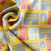Bio-Popeline Pretty City Poplin