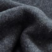 Bio-Woll-Fleece anthrazit